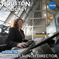 Artemis Launch Director