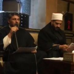 أيها الحاضر اذكر وذاكر .. إياك تنكر حال أهل الله…الشيخ محمد عوض المنقوش