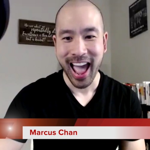 How To Become A Sales Ninja with Marcus Chan