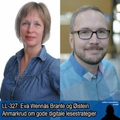 LL-327: Brante og Anmarkrud om gode digitale lesestrategier