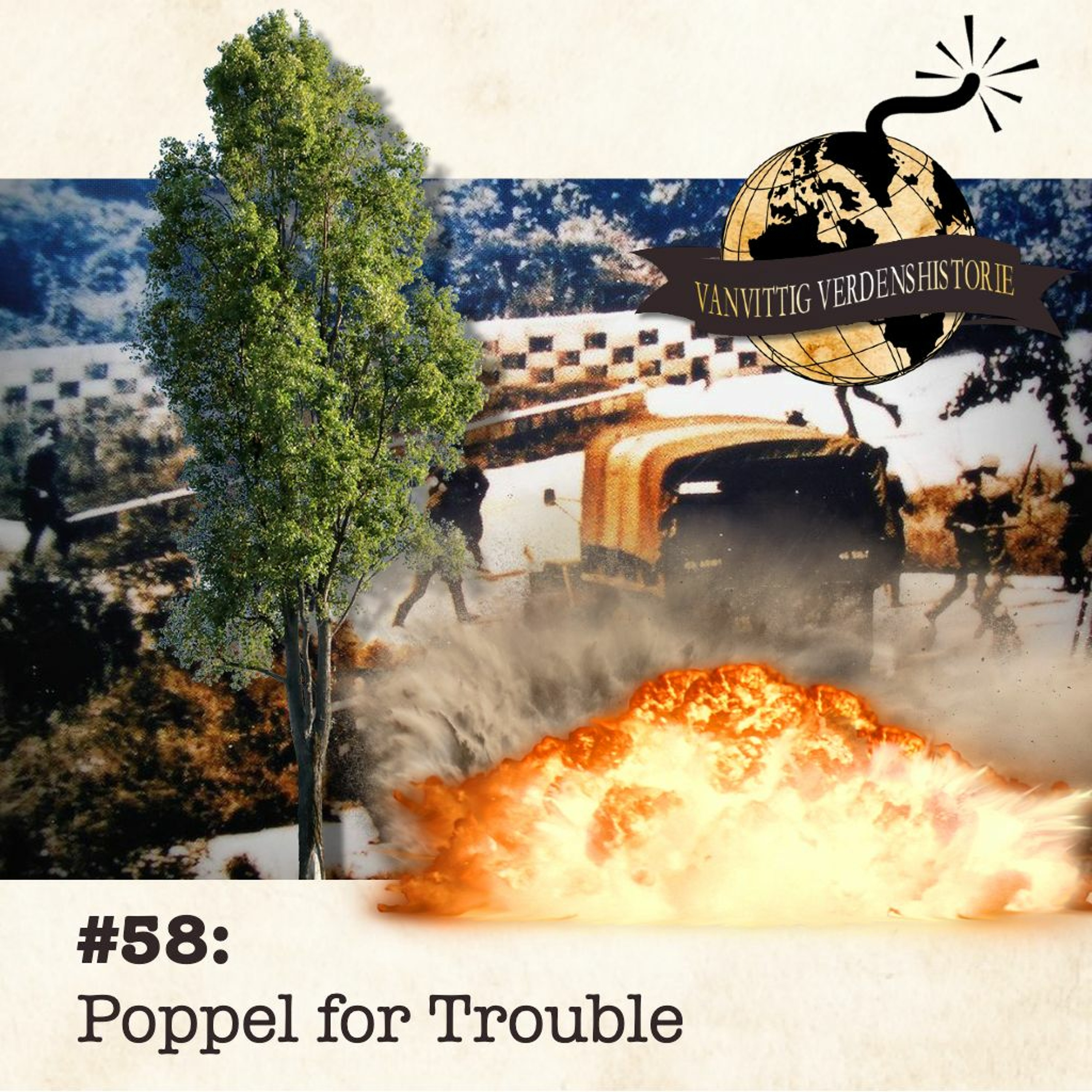 #58: Poppel for Trouble