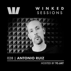 WINKED SESSIONS 028   Antonio Ruiz