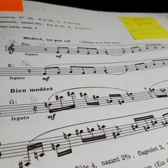 Le Dieu cache, Messiaen