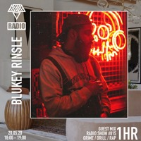 Guest Mix w/ Blukey Rinsle - Radio Show #015