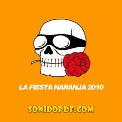 Dj Marta & Dj Toñin WARM UP @ Radical - Fiesta Naranja 2010