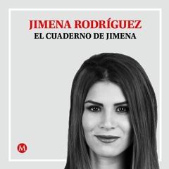 Jimena Rodríguez. A celebrar el deporte