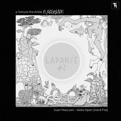 EXCLUSIVE: Juan MacLean - Skies Open [Hard Fist]