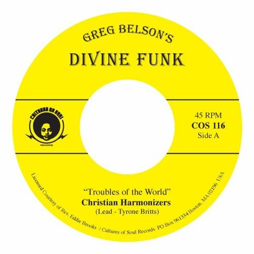 Greg Belson's Divine Funk