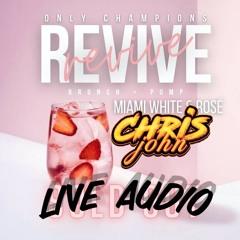 REVIVE BRUNCH MIAMI ROSÉ LIVE AUDIO FEAT MR KILLA 10/11/2021 (EXPLICIT)