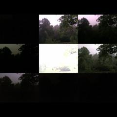 2020.11.10 Thunderstorm Meditation: Night Forest. Late Spring.