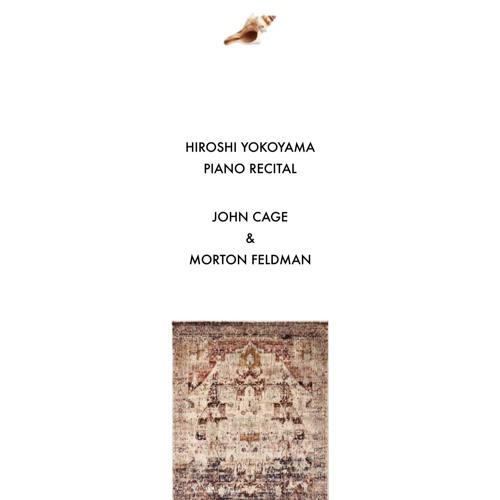 John Cage: Sonata no.2 / Hiroshi Yokoyama, Prepared Piano