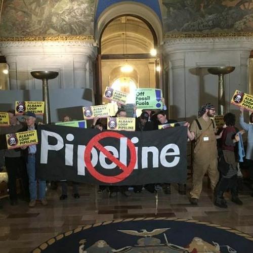 Albany Loop Pipeline Cuomo 10'08 News 2-6-2020