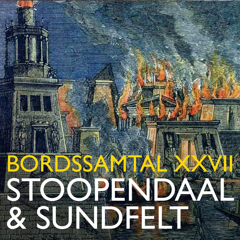 BORDSSAMTAL XXVII