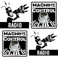 DJ SET Machine Control Records Tracks For  Blitz Radio techno By Haar Raphael