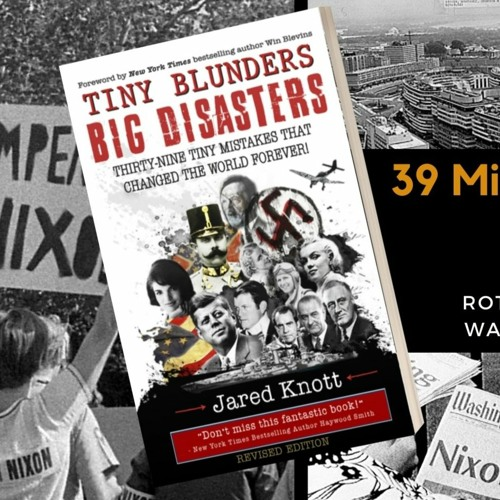 Jared Knott, Author of 'Tiny Blunders, Big Disasters,' Interviewed on the Mark Bishop Radio Show