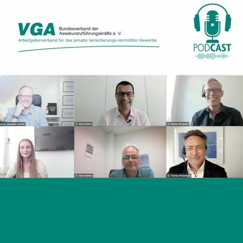 VGA Podcast Episode 2 – Nachhaltigkeit in der Versicherungswirtschaft – auch in der AO?