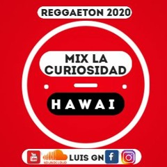 MIX LA CURIOSIDAD VS HAWAI - REGGAETON 2020 - JAY WHEELER X MALUMA & OTROS - DEEJAY LUIS
