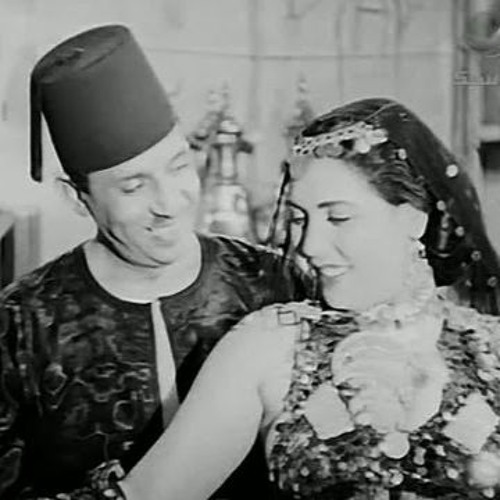 عزيز عثمان - حلوة و مش طالعة لابوها ... عام 1953م