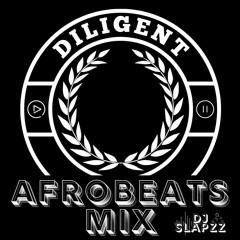 Diligent Events AfroBeats Mix