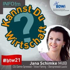 Kannst Du Wirtschaft Jana Schimke?