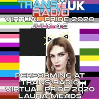 Androgynous Being, Live on Trans Radio UK Virtual Pride - 4th July 2020