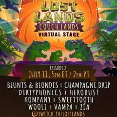 """Wooli @ Lost Lands """"Couch Lands"""" Episode 2"""