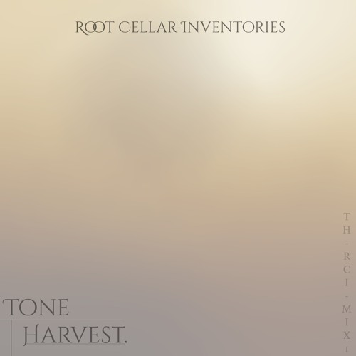 Root Cellar Inventories - Mix I