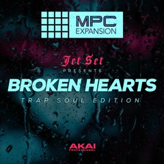 "JetSet ""Broken Hearts"" TrapSoul Edition"