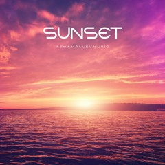 Sunset - Relaxing Ambient Background Music / Calm Meditation Piano and Flute (FREE DOWNLOAD)