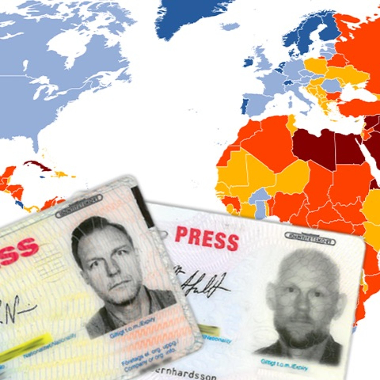 DSM 36: Ekot-gate och VM i pressfrihet