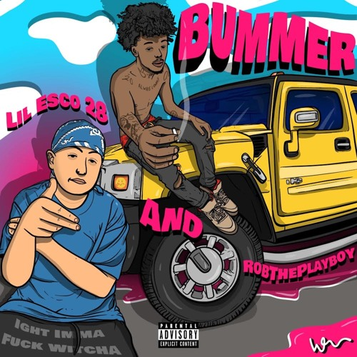 Lil Esco 28 & RobThePlayboy - Bummer