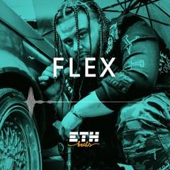Flex - Hard Trap / Rap Beat   Banger Type Beat Instrumental   ETH Beats