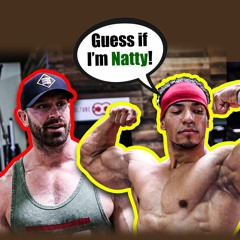 """YOUR BLOOD WORK DOESN'T PROVE ANYTHING - Bradley Martyn & Joshua Manoi """"Prove"""" Natural Status"""