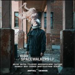 ACWLP004: Chawer - Break It Down (Spacewalkers LP)