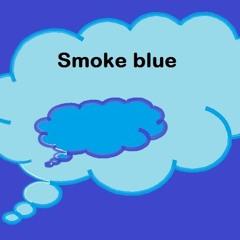 SMOKE BLUE