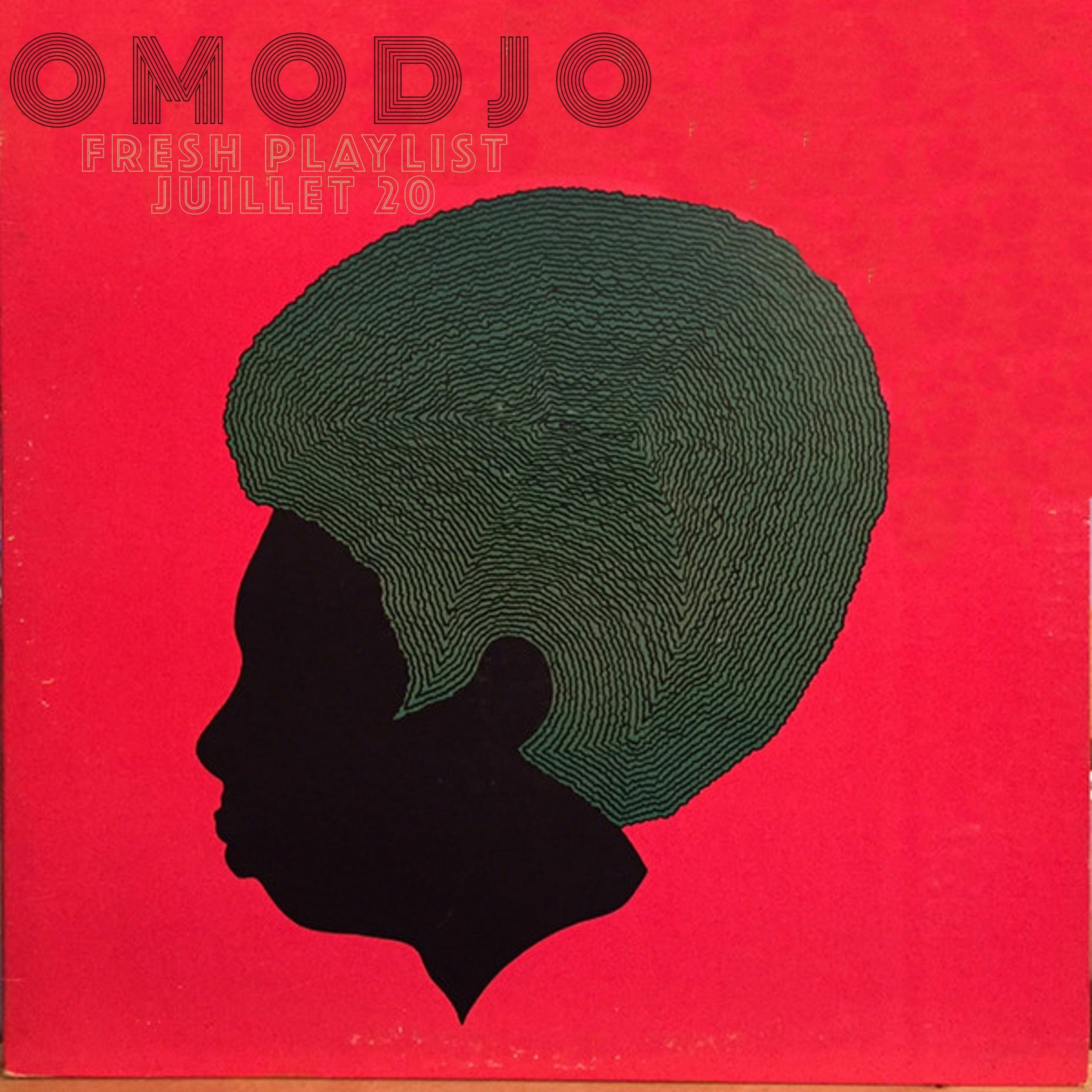 PLAYLIST - PLAY ! OMODJO juillet 2020 - continuous mix