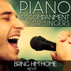 Bring Him Home (Piano Accompaniment of Les Miserables - Key: F) [Karaoke Backing Track]