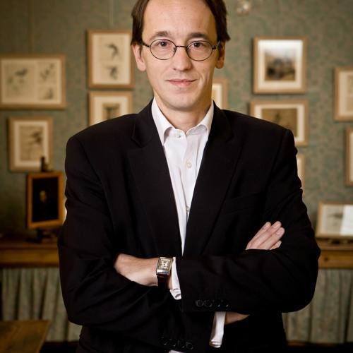 Louis de Bayser, président Salon du Dessin de Paris