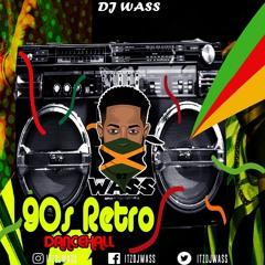 90s Retro Dancehall Mix - Beenie Man,Bounty Killer,Super Cat,Ninja Man,Buju Banton & More
