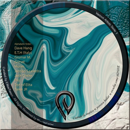 (ewax01)Cuando La Música Te Provoca Bailar Se Escucha Como HOUSE, Vol. 01