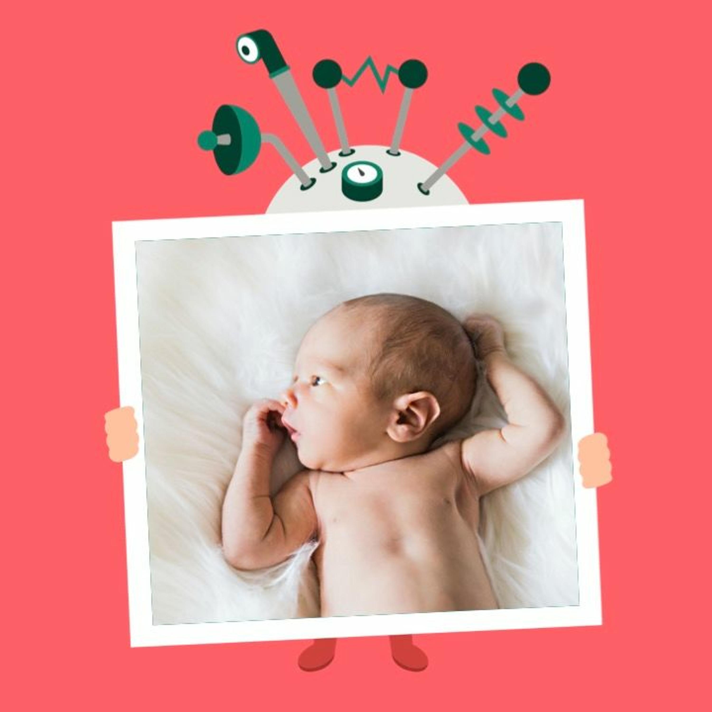 Afsnit 43: Hvordan bliver en baby skabt?
