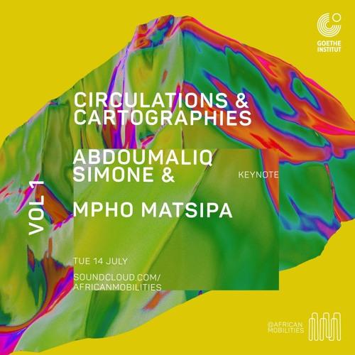 #InoperableRelations - AbdouMaliq Simone in conversation with Mpho Matsipa