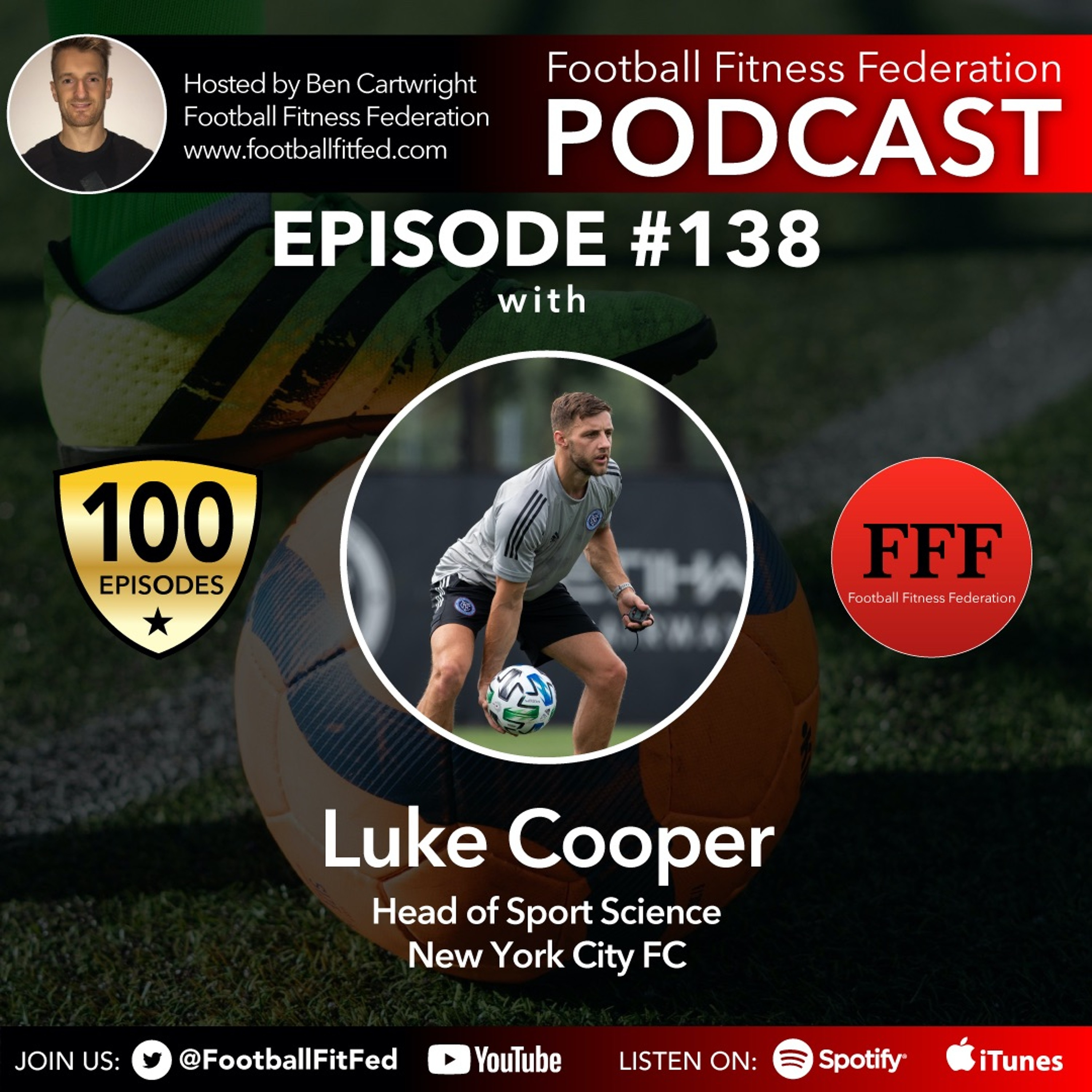 """#138 """"Conversations Over Presentations"""" With Luke Cooper"""