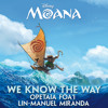 """We Know The Way (From """"Moana"""")"""