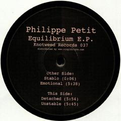 KW037 - Philippe Petit - Equilibrium E.P.