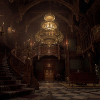 Resident Evil 8 Village - Village of Shadows Ending Song 8D