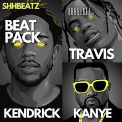 Travis Scott x Andre 3000 x Kanye West  Donda  | Hard Melodic Rap Beat | Leto