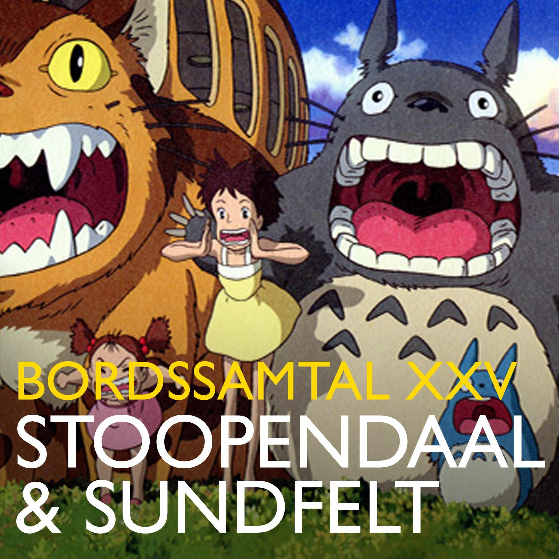 BORDSSAMTAL XXV