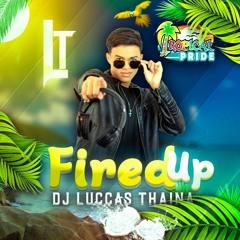 DJ LUCCAS THAINA  - DEBUT TROPIC PRIDE