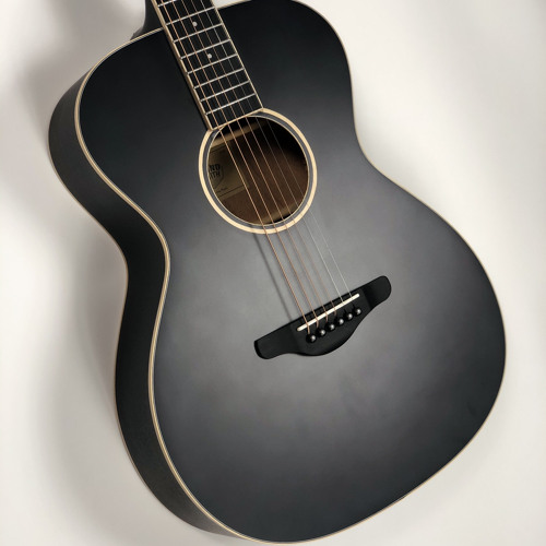 Sound Smith Memphis Black Guitar